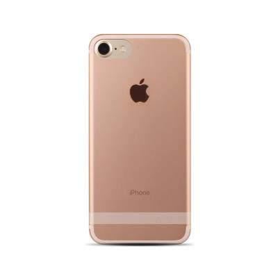Silicone Cover USAMS iPhone 7 Rose Gold