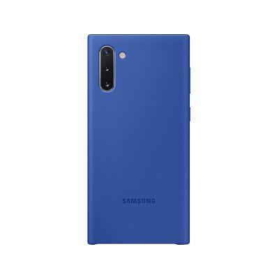 Capa Silicone Original Samsung Galaxy Note 10 Azul (EF-PN970TLE)