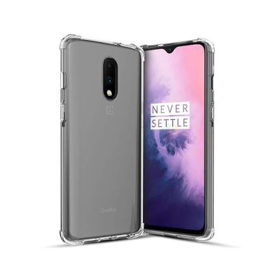 Silicone Cover Kisswill OnePlus 7 Transparent