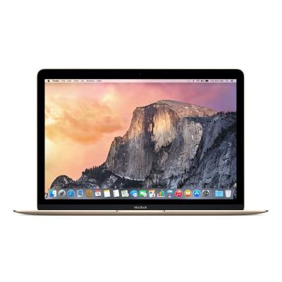 MacBook A1534 12'' Core M SSD 256GB/8GB Dourado Recondicionado