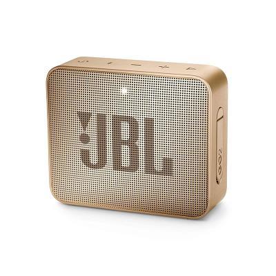 Coluna Bluetooth JBL GO 2 Dourada