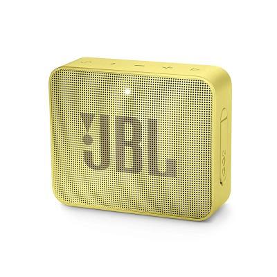 Coluna Bluetooth JBL Go 2 Amarela