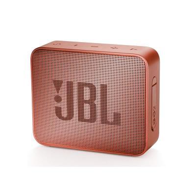 Coluna Bluetooth JBL GO 2 Castanha