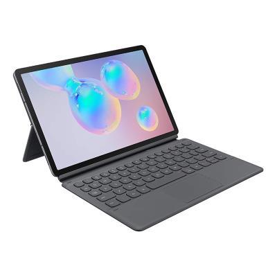 Capa Teclado Samsung Galaxy Tab S6 Keyboard Book Cover Cinzenta (EF-DT860BJPGPT)