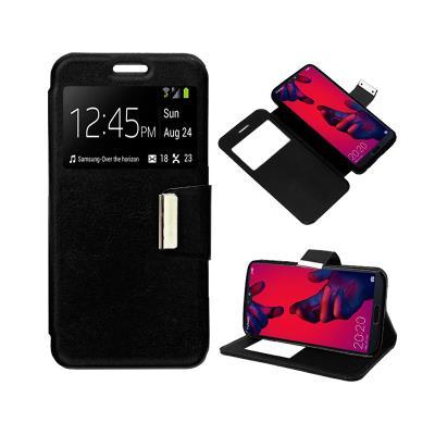 Capa Flip Cover Huawei P20 Pro Preta