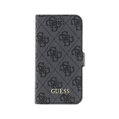 Capa Flip Cover Universal Guess 4''-4.5'' Preta (GUBKMT4GG)