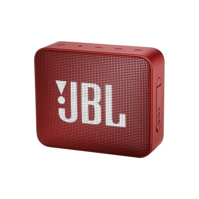 Coluna Portátil JBL GO 2 Vermelha