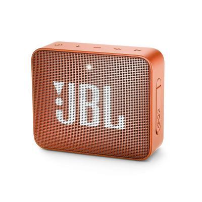 Coluna Portátil JBL GO 2 Laranja