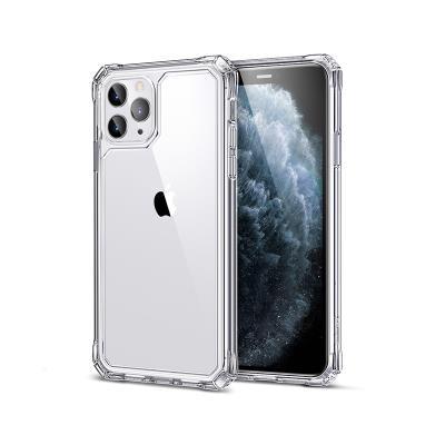 Anti-Shock Silicone Cover Air Armor iPhone 11 Pro Max Transparent