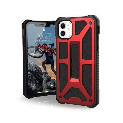 Capa Proteção UAG iPhone 11 Monarch Vermelha