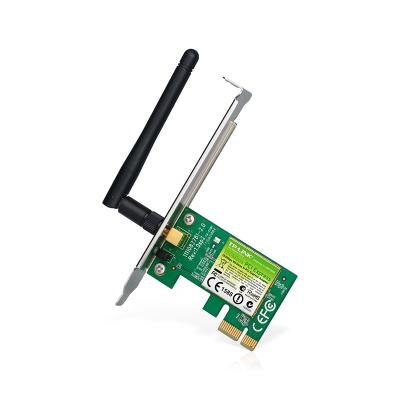 Placa Rede TP-Link Wireless N150Mbps PCI Express (TL-WN781ND)