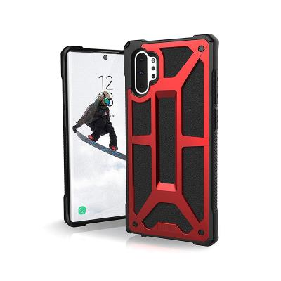 Protective Monarch Cover UAG Samsung Galaxy Note 10 Plus N975 Red