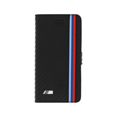 Universal Flip Cover 4''- 4.5'' Cover BMW Black (MBMKMMC)