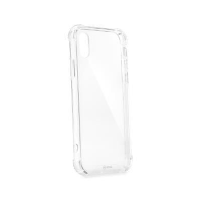 Anti-Shock Silicone Cover Roar iPhone XS Max Transparent