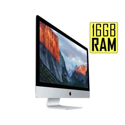 iMac 21.5'' A1418 Core i5 2.7GHz SSD 240GB/16GB Recondicionado