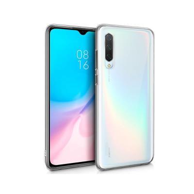 Capa Silicone Xiaomi Mi 9 Lite Transparente