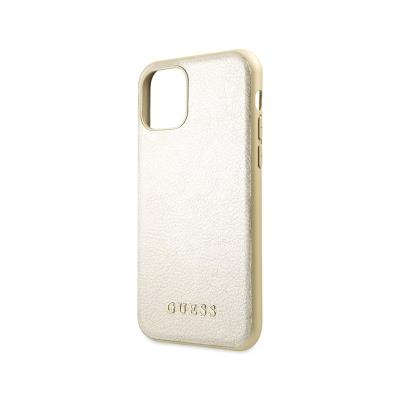 Protective Irisdecent Cover Guess iPhone 11 Gold