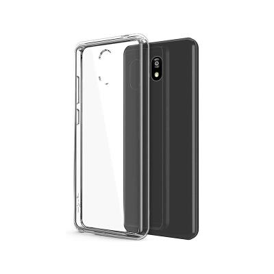 Capa Silicone Xiaomi Redmi 8A Transparente