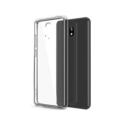 Funda Silicona Xiaomi Redmi 8A Transparente