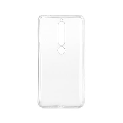 Capa Silicone Nokia 4.2 Transparente