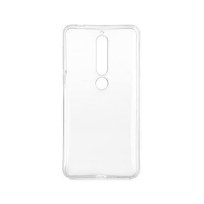 Silicone Cover Nokia 4.2 Transparent