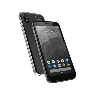 Caterpillar S52 64GB/4GB Dual SIM Black
