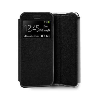 Capa Flip Cover Xiaomi Mi 9 Lite Preta