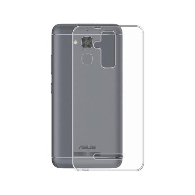 Silicone Cover Asus Zenfone 3 Max ZC520TL Transparent