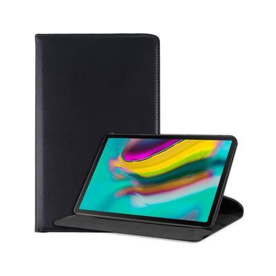 Capa de Pele Compatível Samsung Galaxy Tab S5e T720/T725 Preta