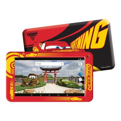 "Tablet E-STAR 7"" 8GB/1GB Red Cars Theme"