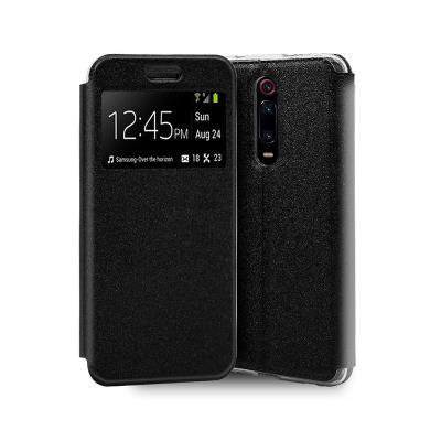 Funda Flip Cover Xiaomi Mi 9T/Mi 9T Pro Negra