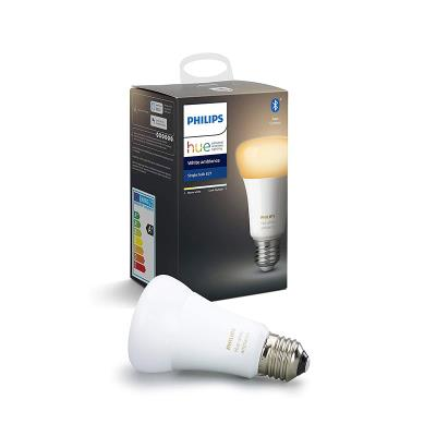 Lâmpada Inteligente Philips HueWA 8.5W A60 E27 Bluetooth