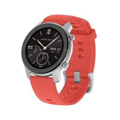 Smartwatch Xiaomi Amazfit GTR 42mm Vermelho