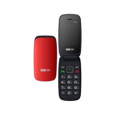 Maxcom MM817 Dual SIM Red