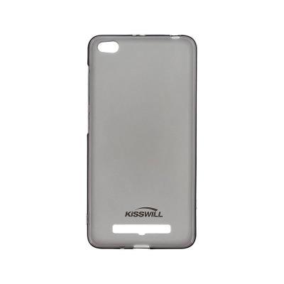 Silicone Cover Kisswill Xiaomi Redmi 4A Black