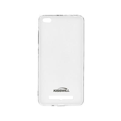 Funda Silicona Kisswill Xiaomi Redmi 4A Transparente