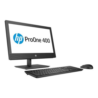 Computador All-in-One HP ProOne 400 i3-8100T 1TB/4GB
