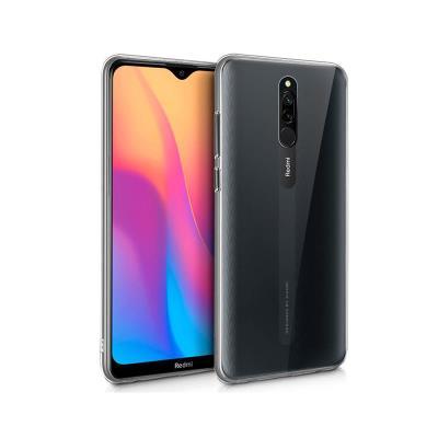 Capa Silicone Xiaomi Redmi 8 Transparente