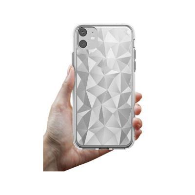 Silicone Cover Prism iPhone 11 Transparent