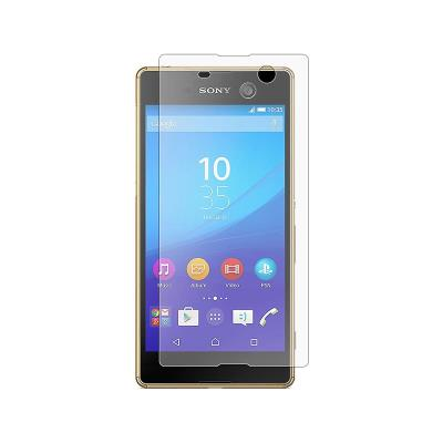 Tempered Glass Film Sony Xperia M5