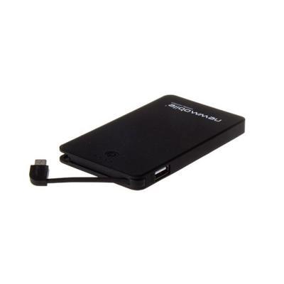 PowerBank New Mobile 2600mAh Black