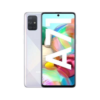 Samsung Galaxy A71 128GB/6GB A715 Dual SIM Prateado