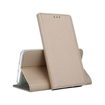 Capa Flip Cover Premium Xiaomi Redmi 8A Dourado