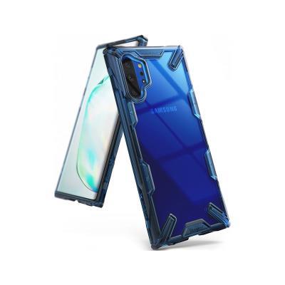 Capa Proteção Fusion X Samsung Galaxy Note 10 Plus N975 Azul