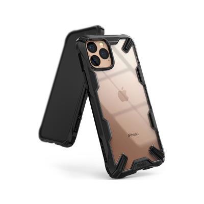 Capa Proteção Fusion X iPhone 11 Pro Preta