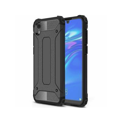 Protective Cover Hybrid Armor Huawei Y5 2019 Black