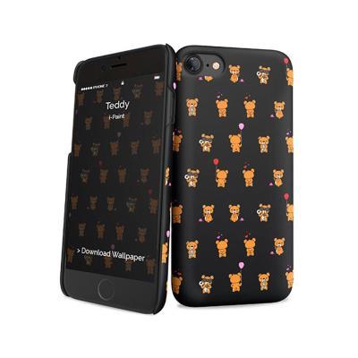 Funda Protección i-Paint iPhone 7/8 Glamour Teddy