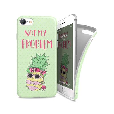Protective Glamour Pineapple Cover i-Paint iPhone 7/8