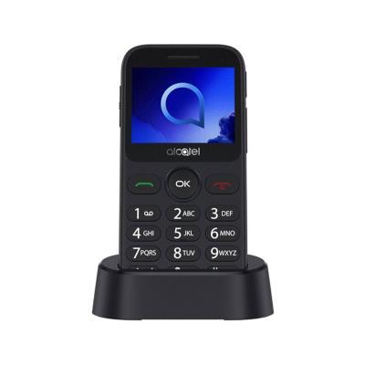 Alcatel 2019G Single SIM Negro