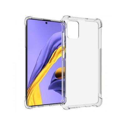 Capa Silicone Anti-Choque Roar Samsung Galaxy A71 A715 Transparente